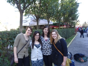 A few of the ladies :)