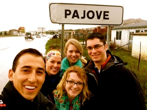 Group 16 Pajove residents