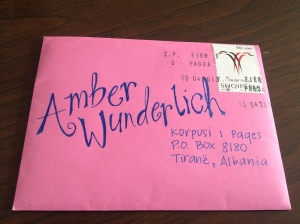 LOVE getting mail :)