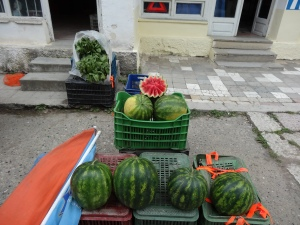 Watermelon everywhere!! Who cares about anything else!!
