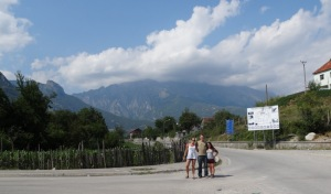 Mountains by Bajram Curri