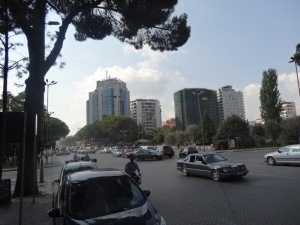 Tirana!