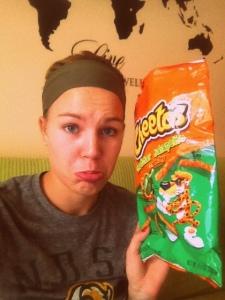 I'm always sad when it's over!