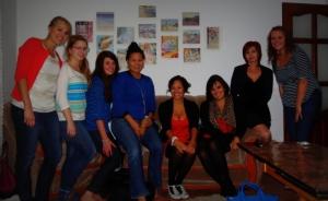 The birthday group!