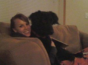 Pepper and I