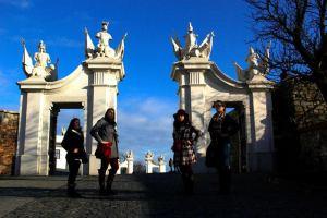 The Castle in Bratislava!