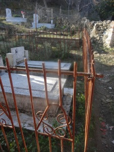 An old cemetary