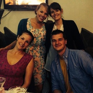 My new Peace Corps family