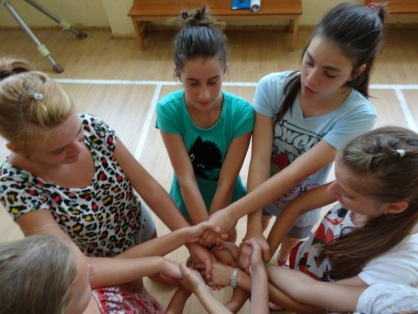 Image result for human knot