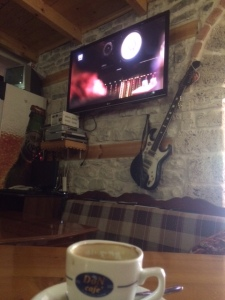 And of course, coffee and MTV help too.