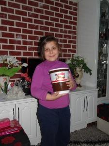 My little host sister